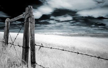 Man Made - Fence Wallpapers and Backgrounds ID : 31866