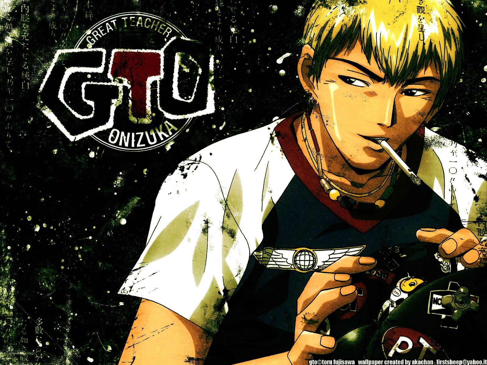 """Képtalálat a következőre: """"Great Teacher Onizuka"""""""