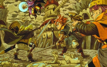 Video Game - Chrono Trigger Wallpapers and Backgrounds ID : 32816