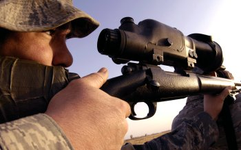 Military - Sniper Wallpapers and Backgrounds ID : 33108