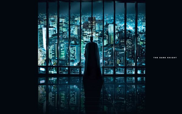 Películas El caballero oscuro Batman Fondo de pantalla HD | Fondo de Escritorio