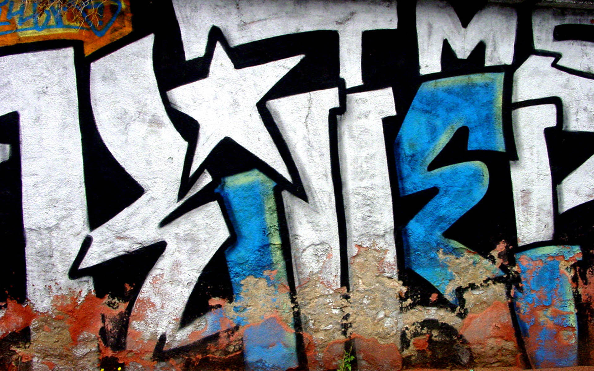 graffiti wallpaper free