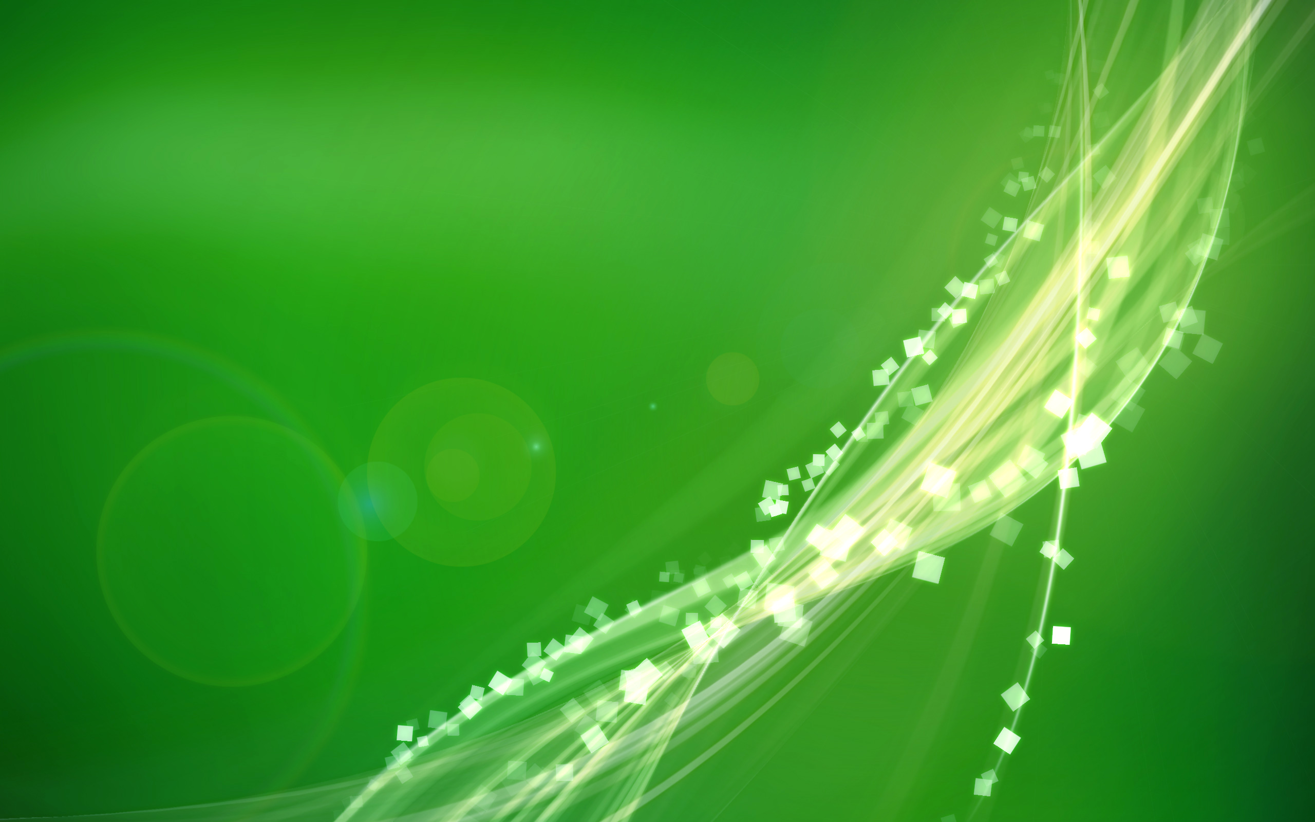 Hd wallpaper green - Hd Wallpaper Background Id 36074 2560x1600 Abstract Green