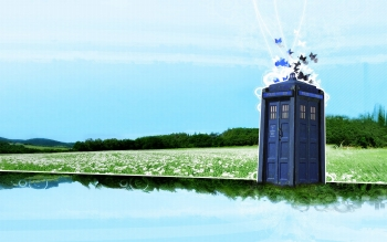 Televisieprogramma - Doctor Who Wallpapers and Backgrounds ID : 36708
