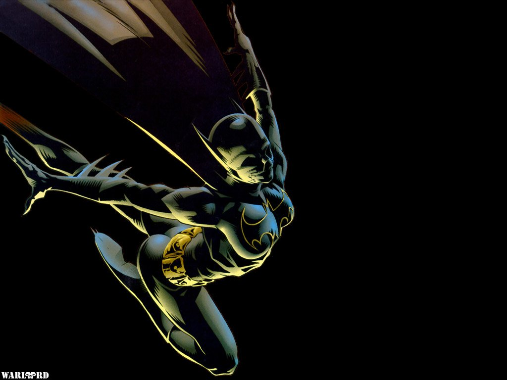 Comics - Batman  Cassandra Cain Batgirl Wallpaper