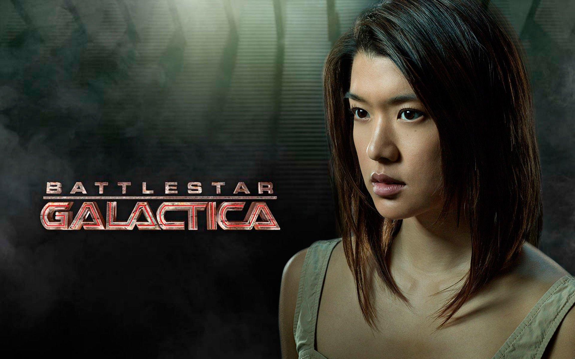 Televisieprogramma - Battlestar Galactica (2003)  Wallpaper