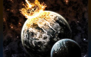Sci Fi - Collision Wallpapers and Backgrounds ID : 37586