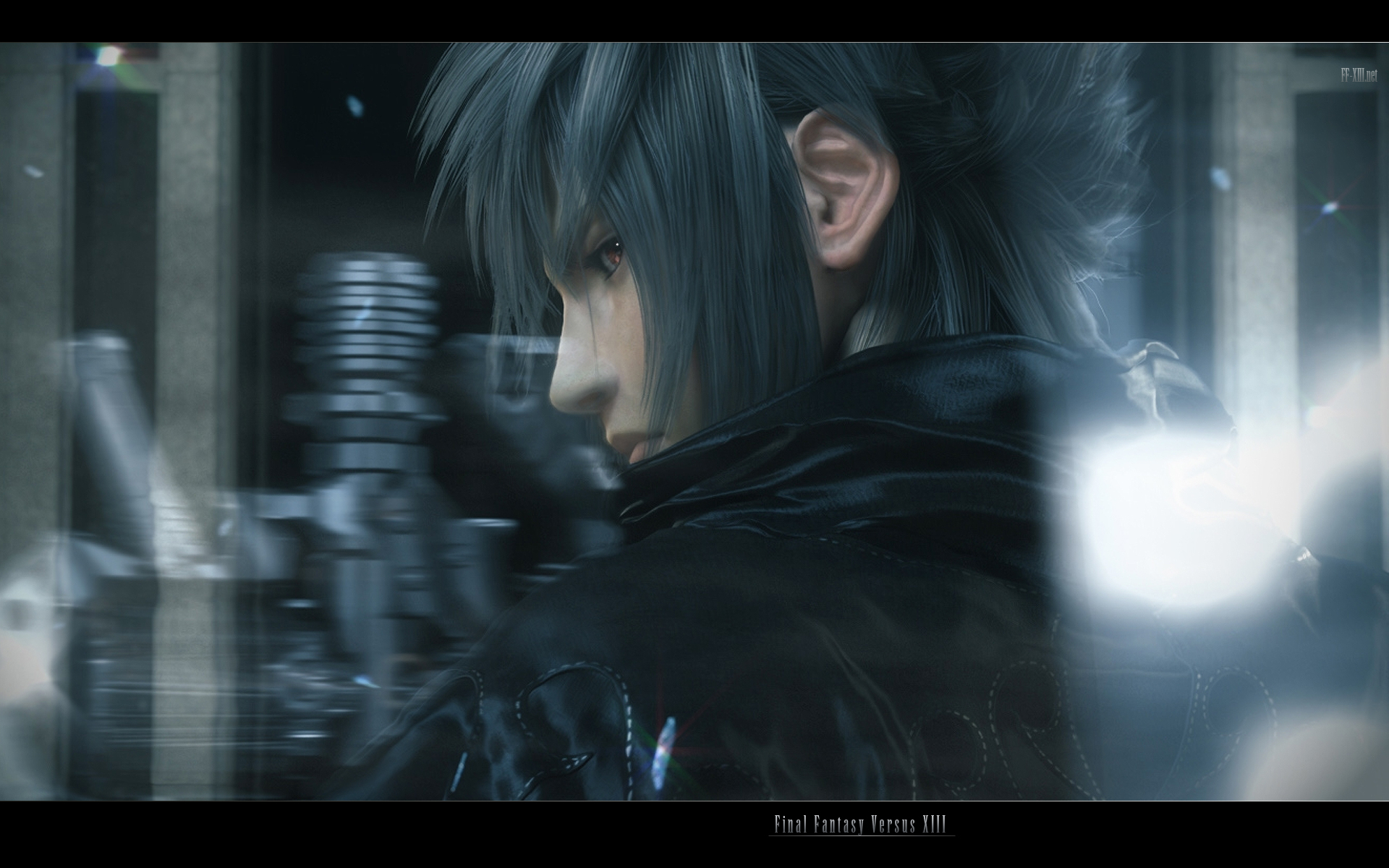Video Game - Final Fantasy Versus XIII  - Freakin Awesome Wallpaper