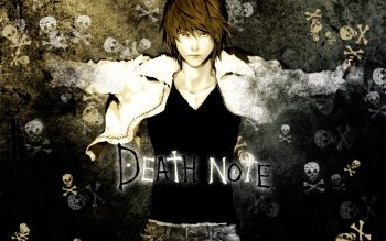 Anime - Death Note Wallpapers and Backgrounds ID : 39868