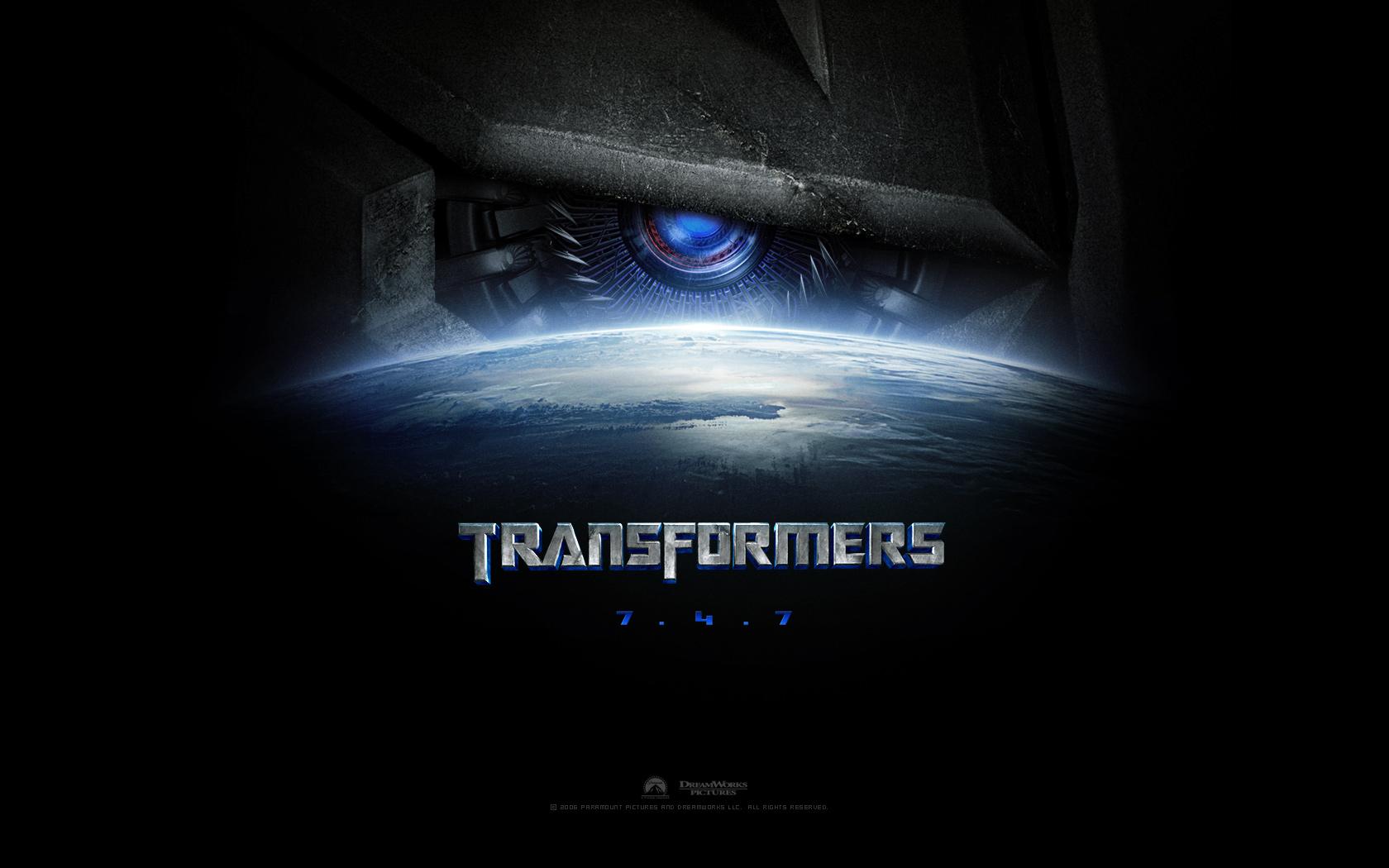 Фильм - Transformers  Обои