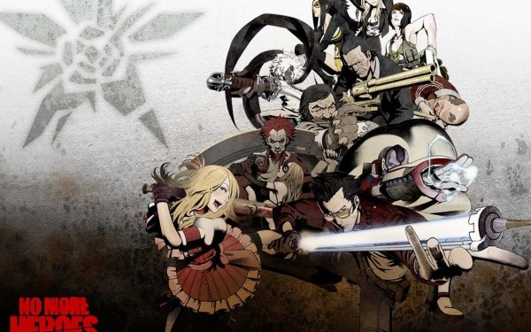 Video Game No More Heroes HD Wallpaper | Background Image