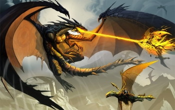 Fantasy - Dragon Wallpapers and Backgrounds ID : 40174