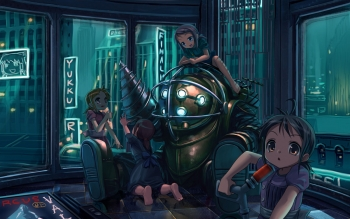 Video Game - Bioshock Wallpapers and Backgrounds ID : 41588