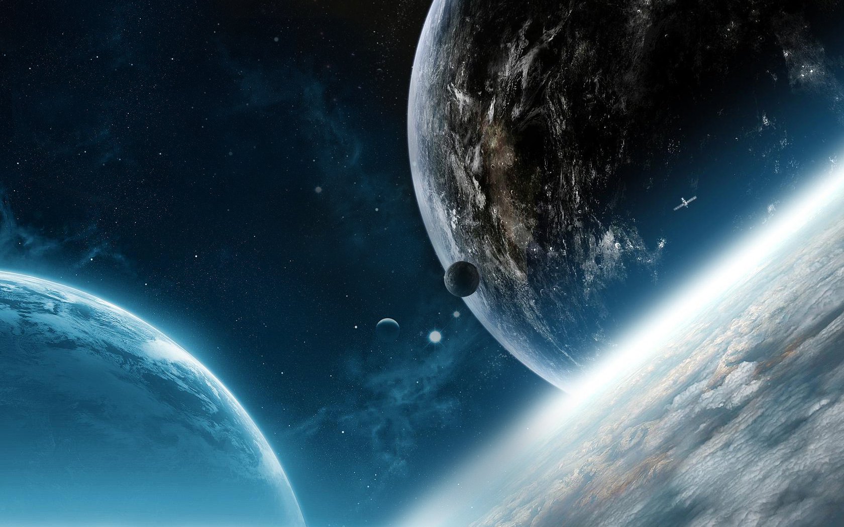 planets wallpaper and background image