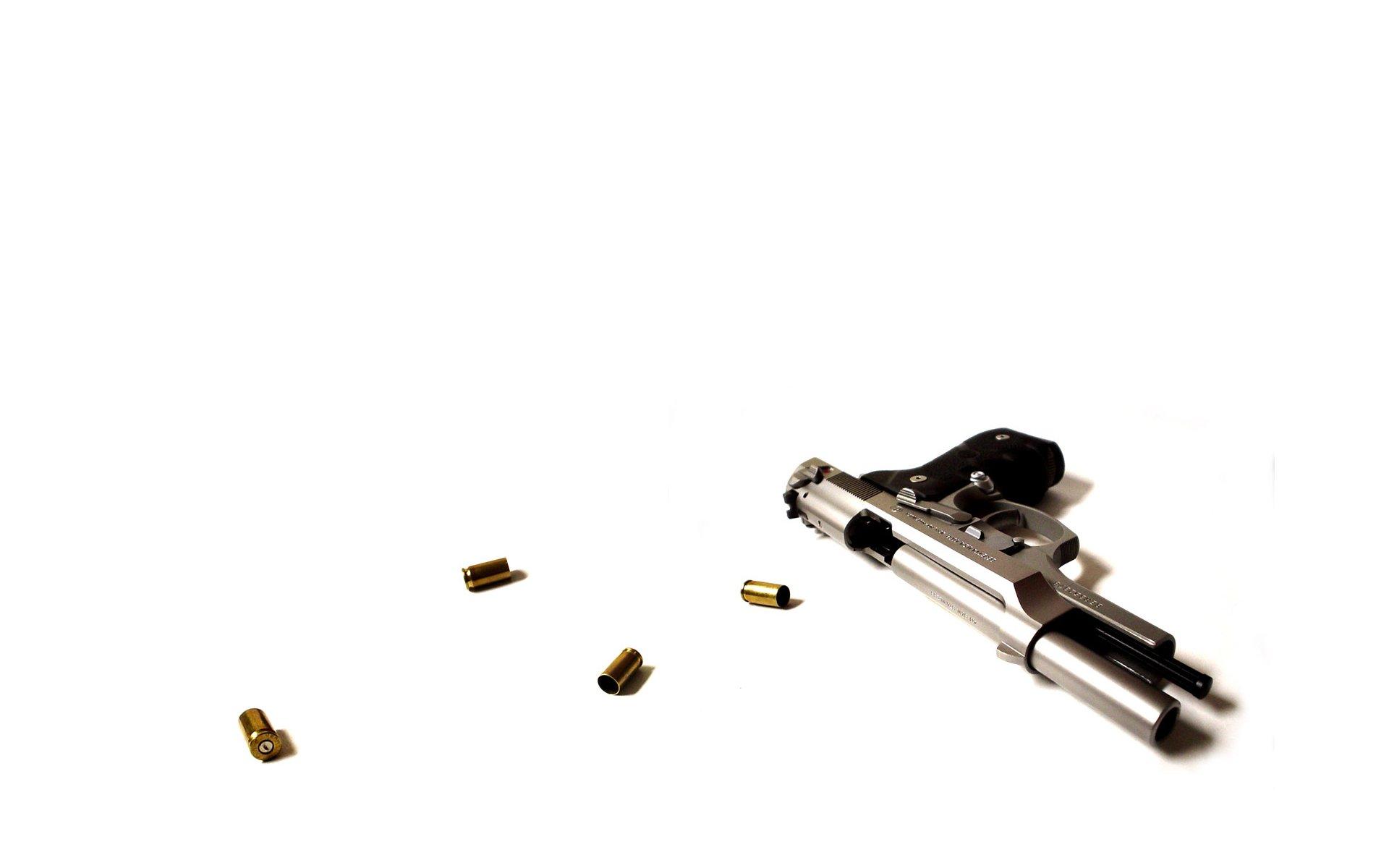 武器 - 手枪  壁纸