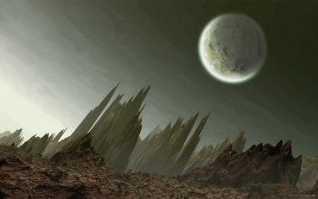 Sci Fi - Planets Wallpapers and Backgrounds ID : 4556