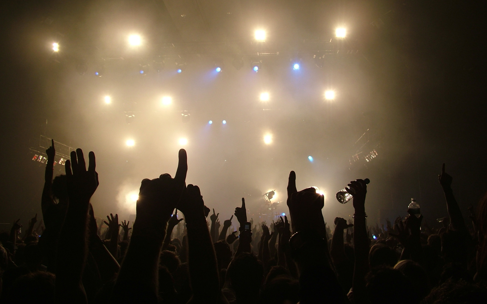 62 concert hd wallpapers backgrounds wallpaper abyss - Concert crowd wallpaper ...