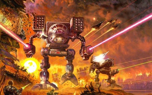 Video Game Mechwarrior MechWarrior HD Wallpaper | Background Image