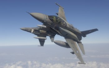 Militär - General Dynamics F-16 Fighting Falcon Wallpapers and Backgrounds ID : 46084