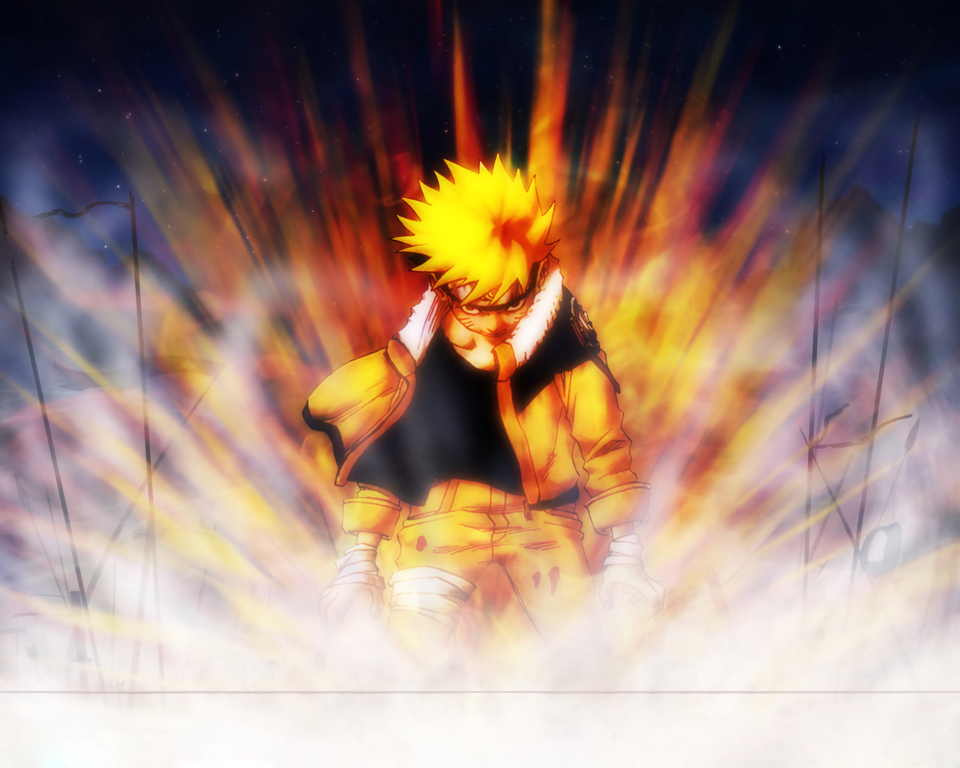 Anime - Naruto  Naruto Uzumaki Anime Wallpaper