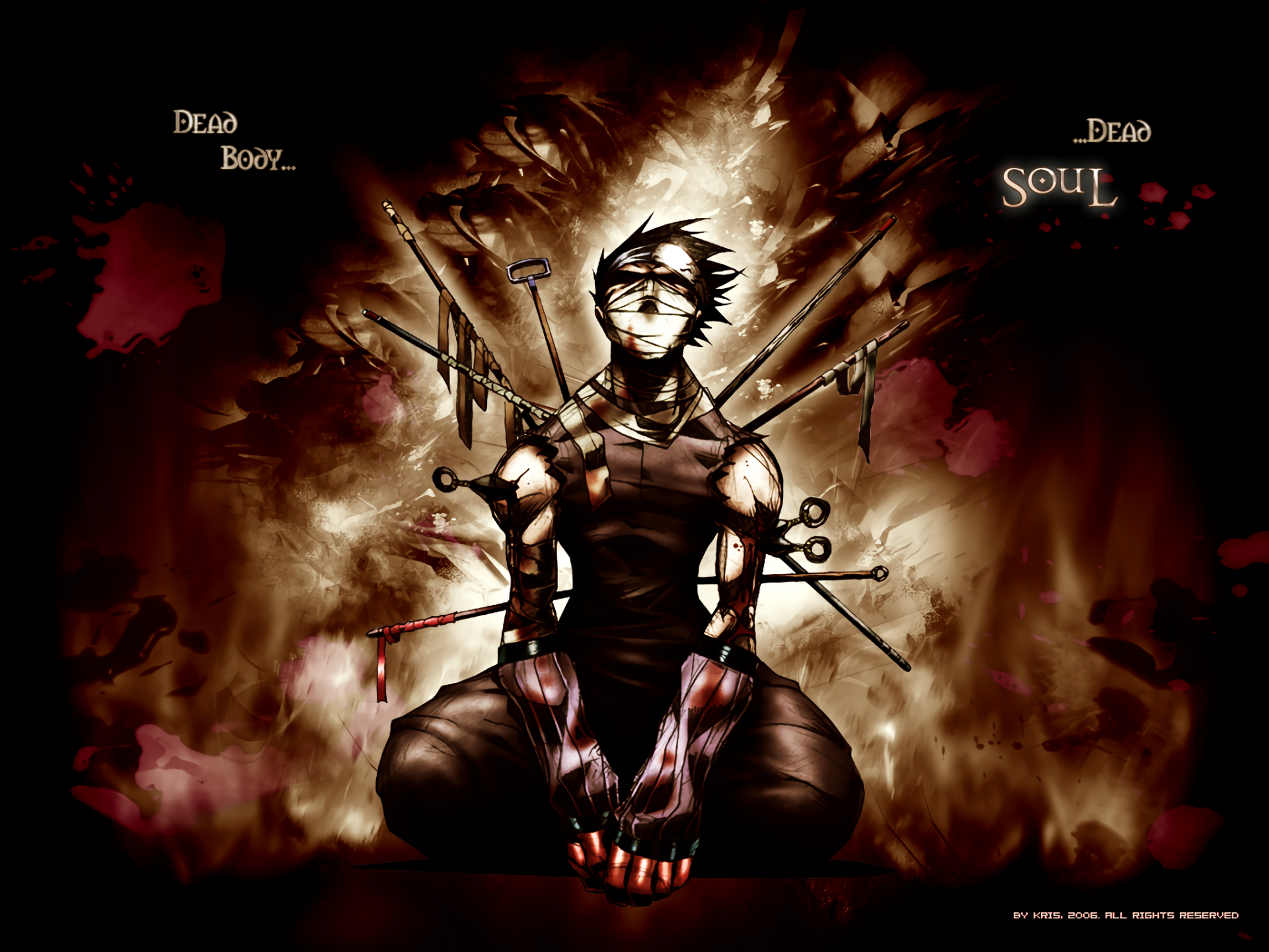 Anime - Naruto  Zabuza Momochi Anime Wallpaper