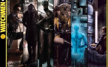 Films - Watchmen Wallpapers and Backgrounds ID : 47988