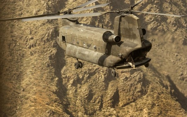 Military Boeing CH-47 Chinook Military Helicopters HD Wallpaper | Background Image
