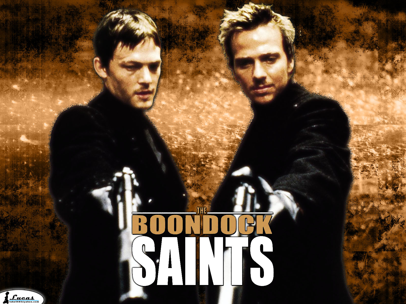 Movie - The Boondock Saints  - Saints - Boondock Saints Wallpaper