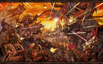 Video Game - Warhammer Wallpapers and Backgrounds ID : 49768