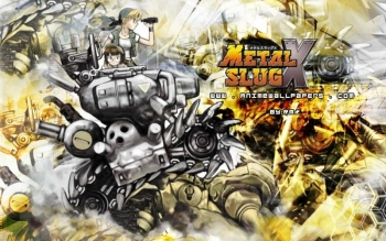 Video Game - Metal Slug Wallpapers and Backgrounds ID : 5036