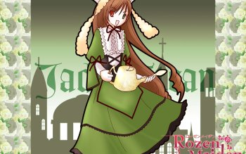 Anime - Rozen Maiden Wallpapers and Backgrounds ID : 50554