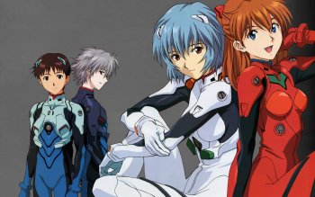 Anime - Neon Genesis Evangelion Wallpapers and Backgrounds ID : 51108