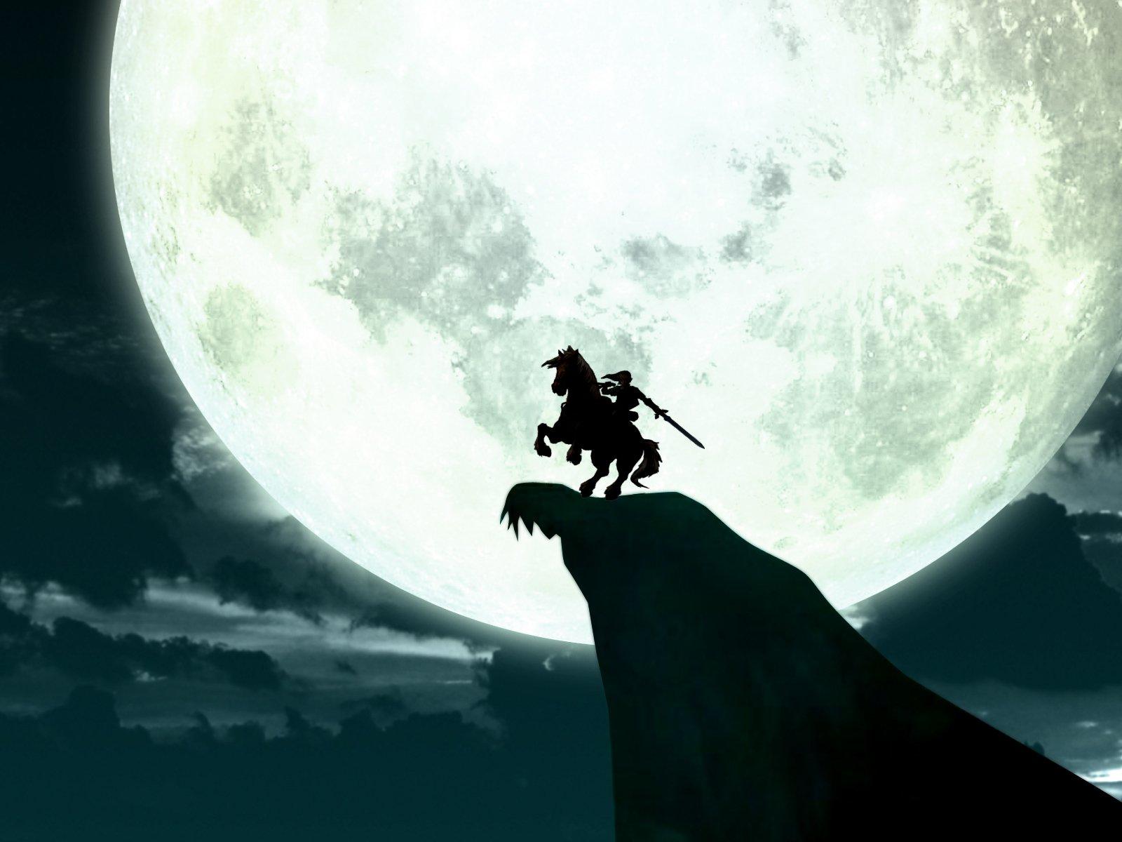 Video Game - The Legend Of Zelda: Twilight Princess  Link Epona (The Legend of Zelda) Wallpaper