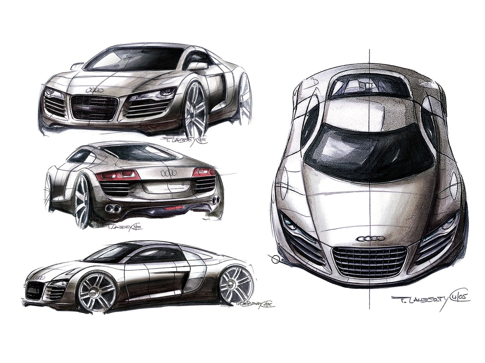 Vehicles - Audi  Wallpaper