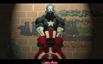 Comics - Captain America Wallpapers and Backgrounds ID : 53204