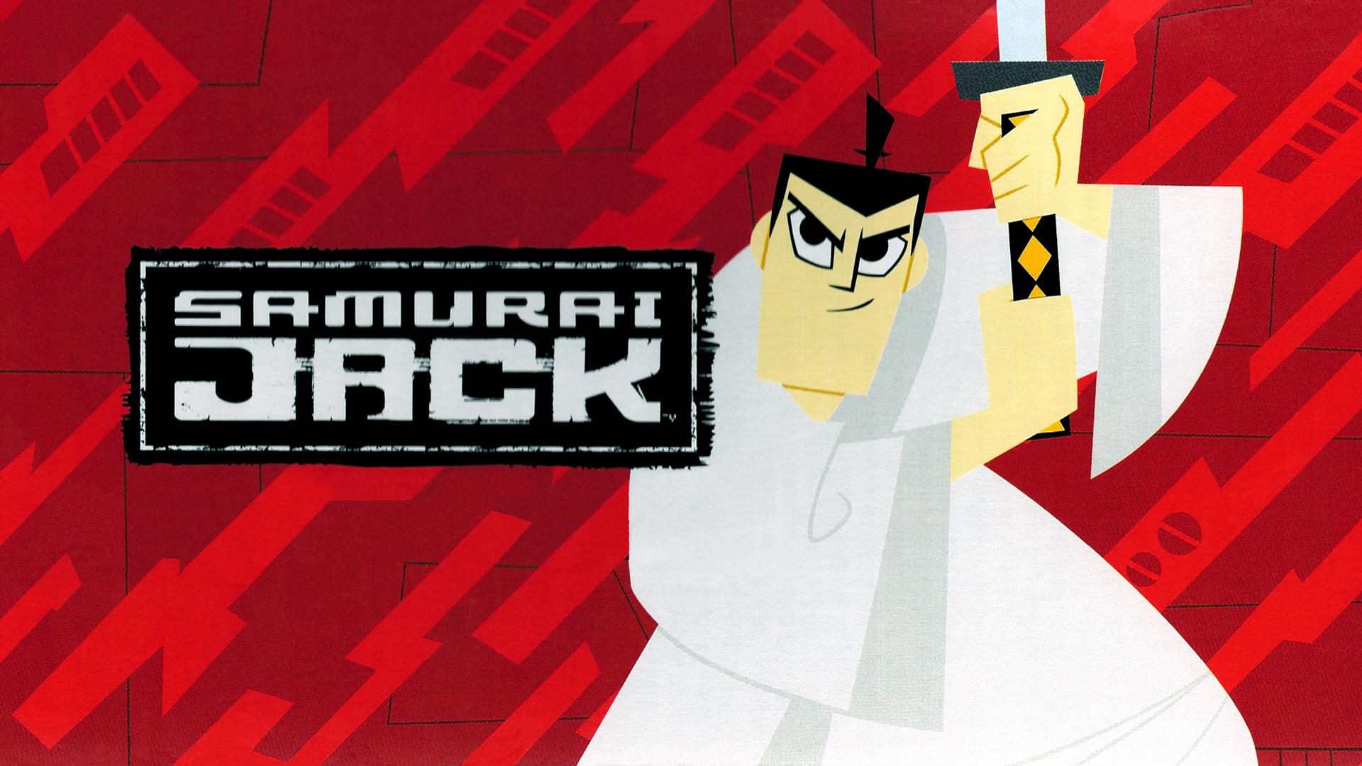 Samurai jack 52/52 Serie animada shared