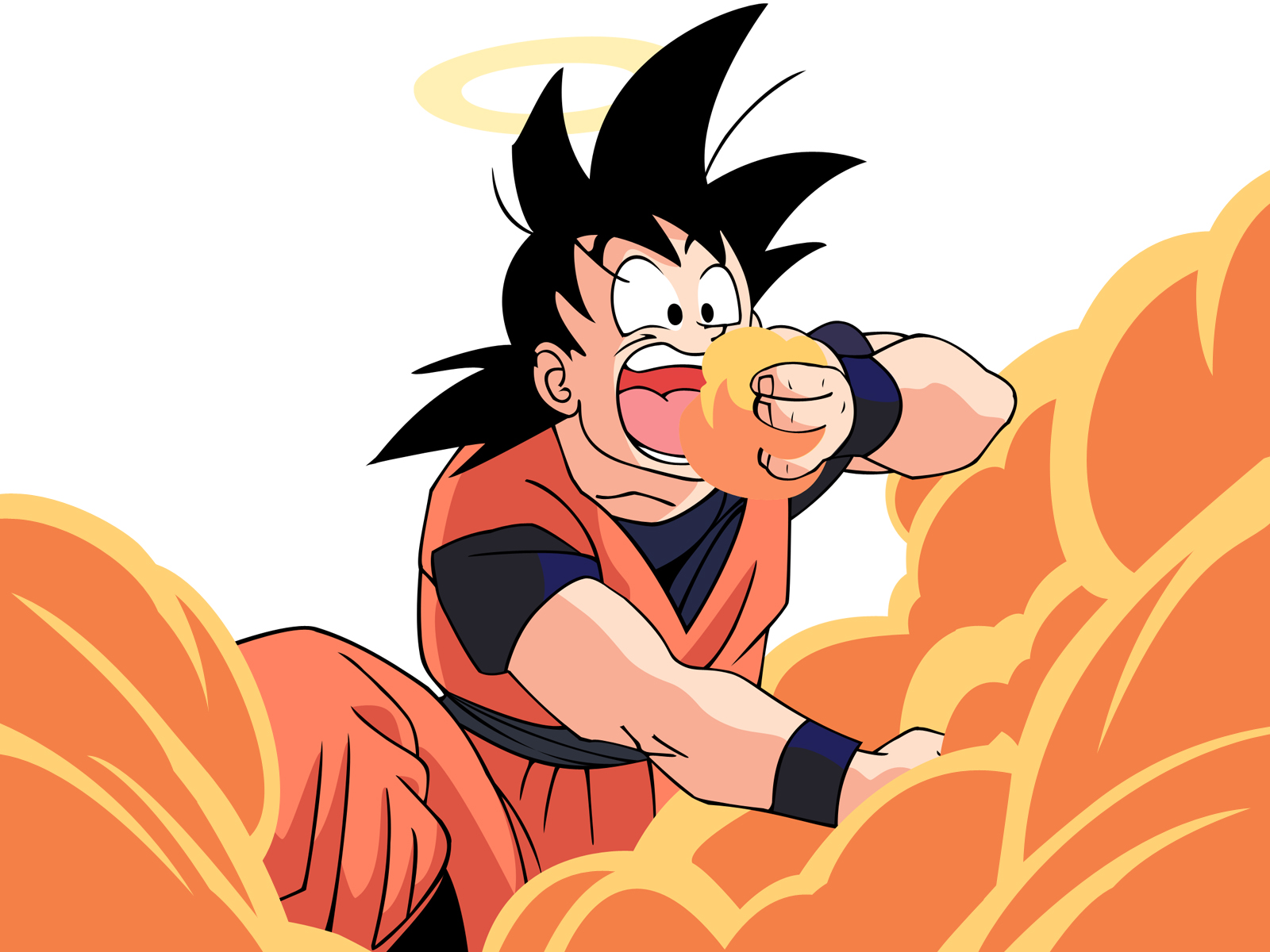 Dragon Ball Z Papel De Parede And Background Image