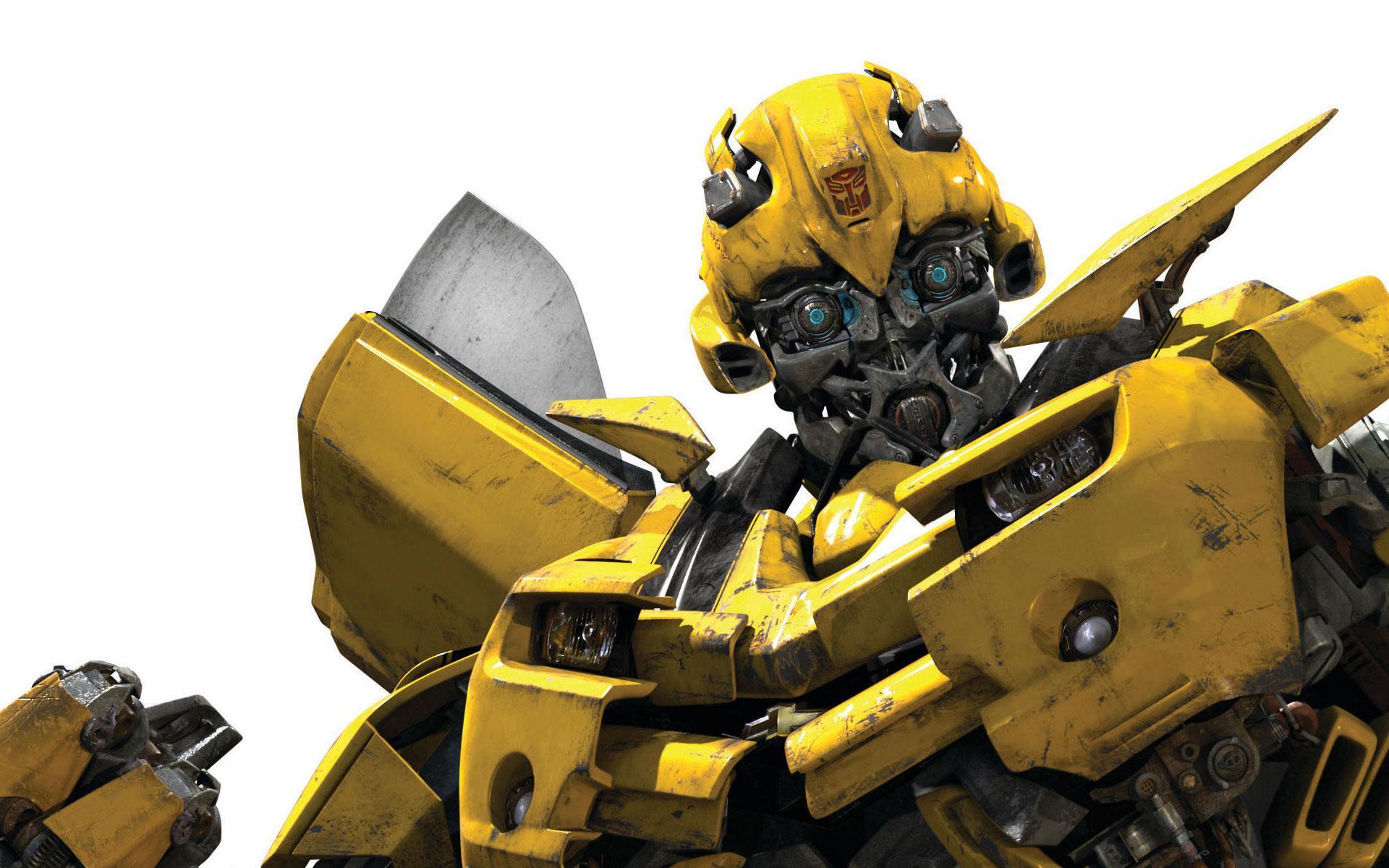 Комиксы - Transformers  - Bumblebee Обои