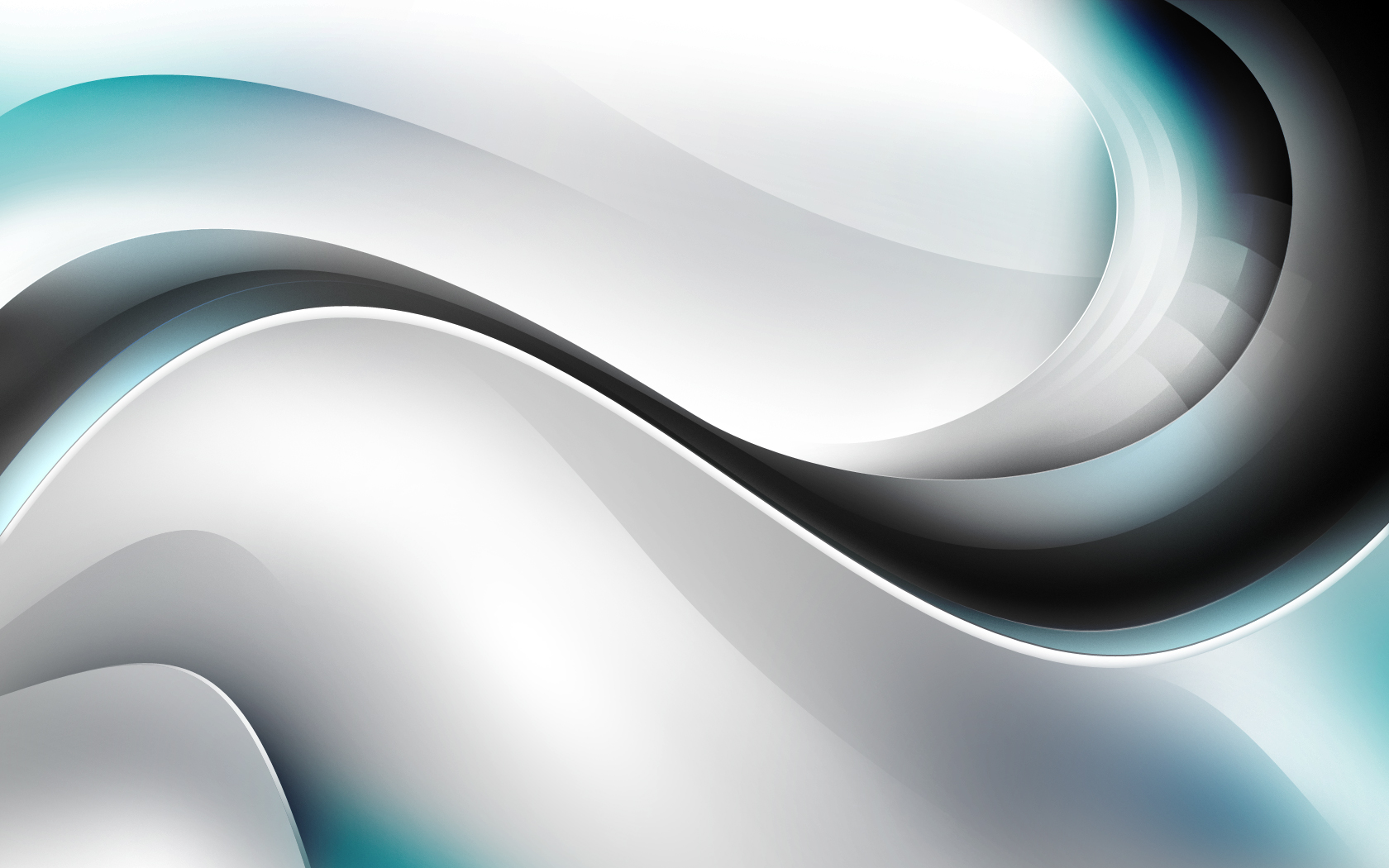 Abstract - White  Colors Shapes Pattern Shades Texture CGI Artistic Abstract Wallpaper