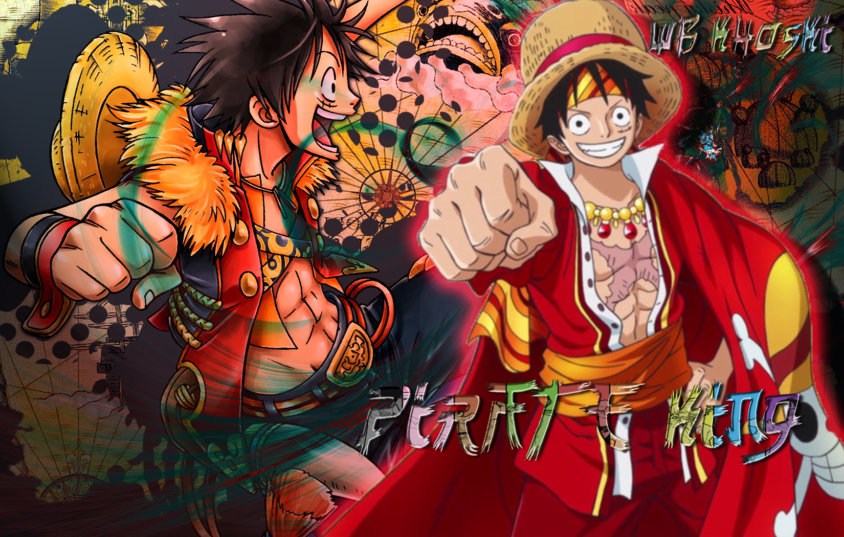Anime - One Piece D Ki...