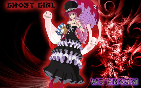 Anime One Piece Ghost Girl HD Wallpaper | Background Image