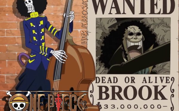Anime One Piece Musician HD Wallpaper | Background Image