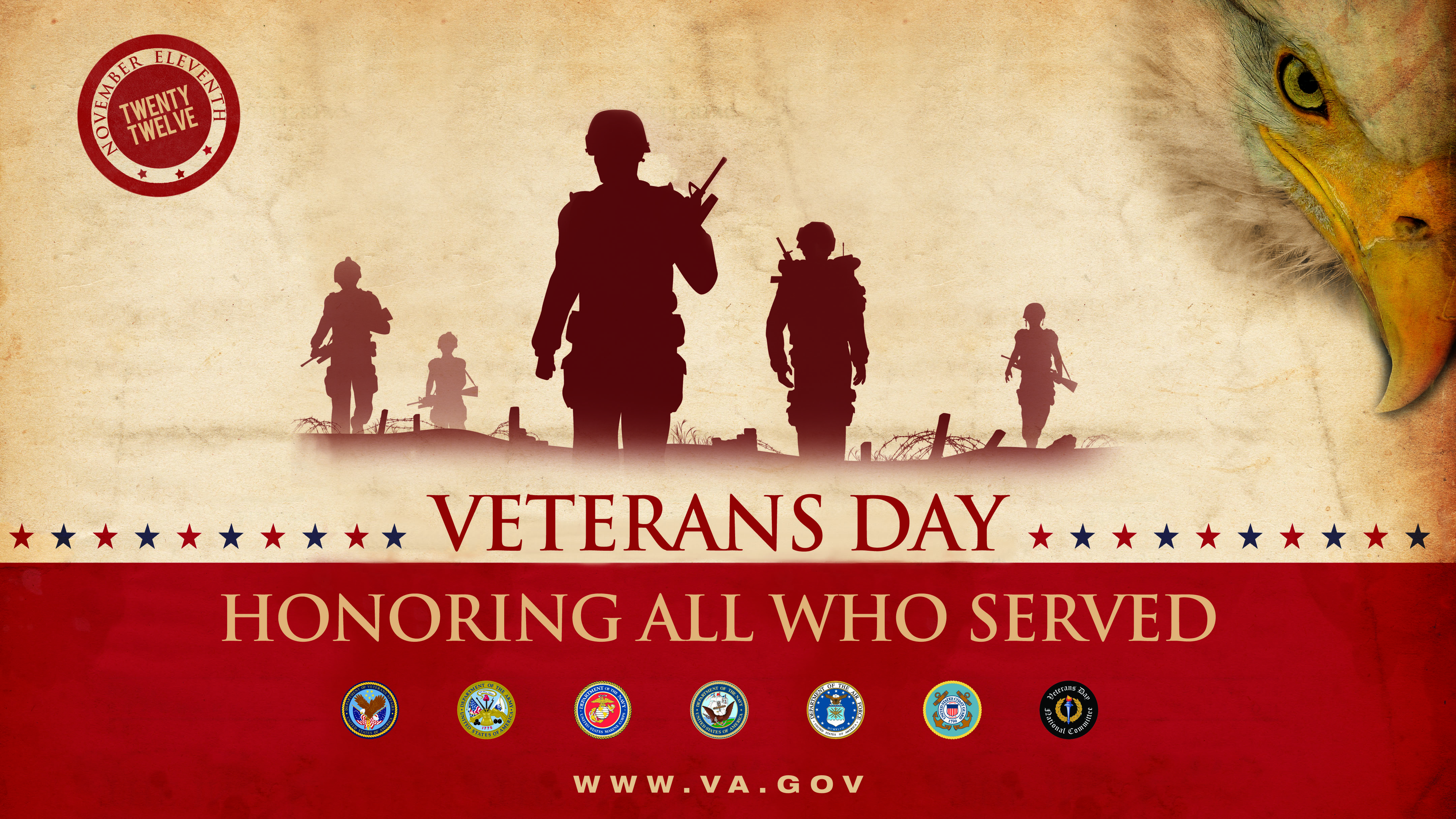 Veterans Day 4k Ultra HD Wallpaper And Background Image
