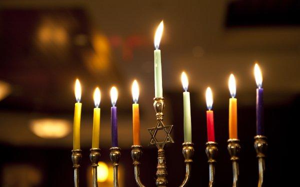 Праздничные Hanukkah HD Обои | Фон
