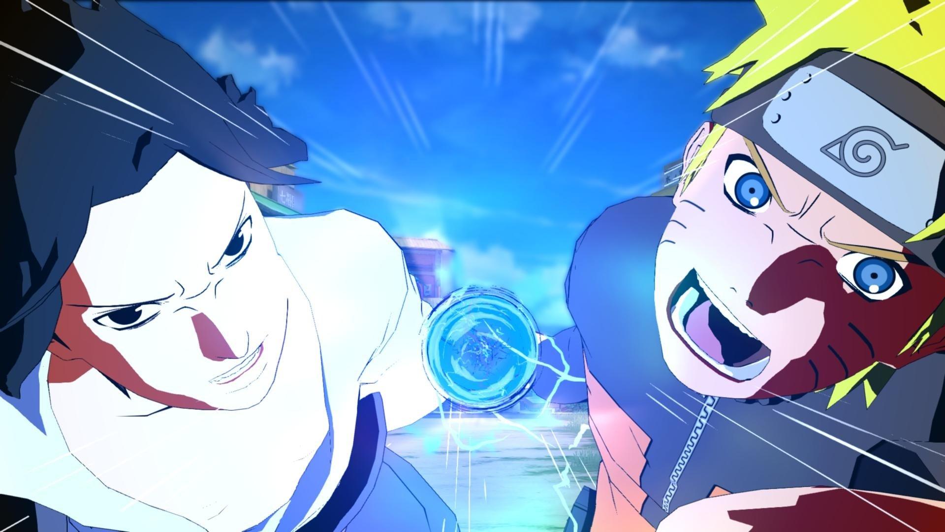 Naruto Sasuke Papel De Parede HD