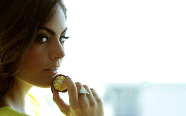 Women Ximena Navarrete Models Mexico Model Mexican HD Wallpaper | Background Image