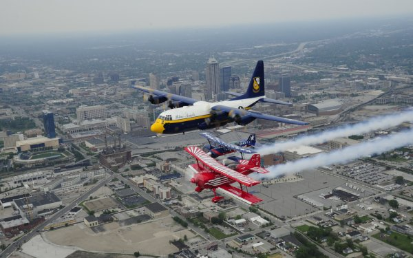 Military Air Show Military Aircraft Blue Angels Marines City Indianapolis HD Wallpaper   Background Image