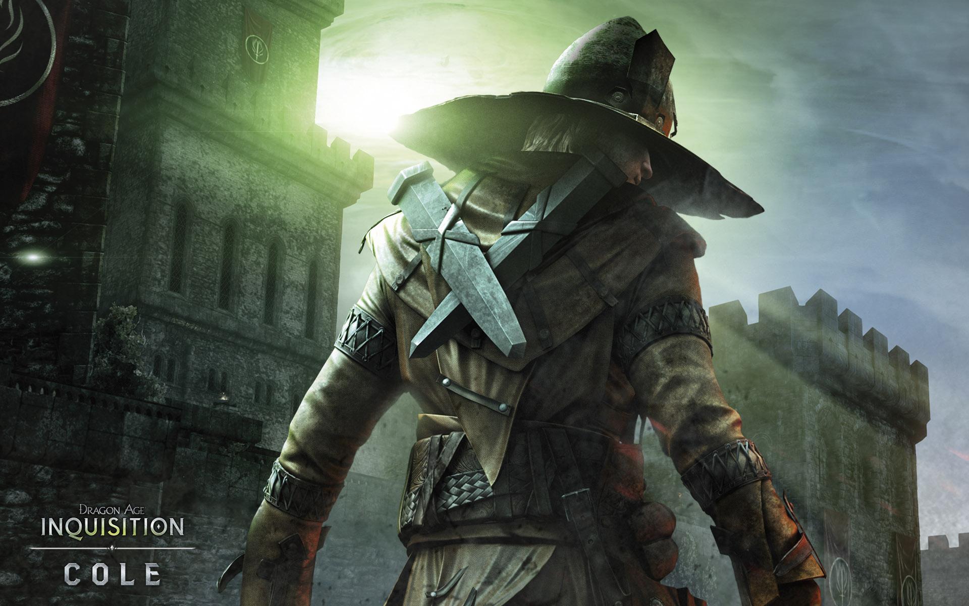 Dragon Age Inquisition Fondo De Pantalla Hd Fondo De