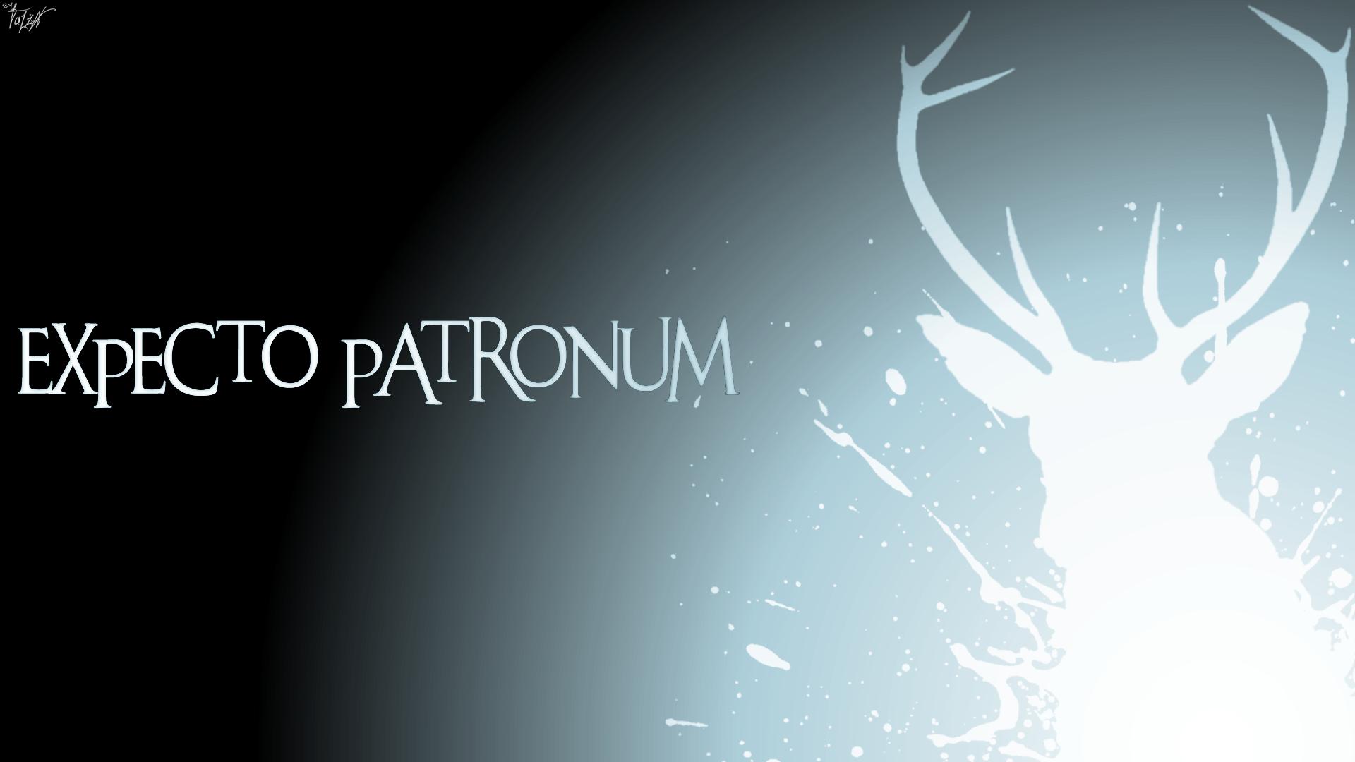 Amazing Wallpaper Harry Potter Expecto Patronum - 556236  Image_47910.jpg