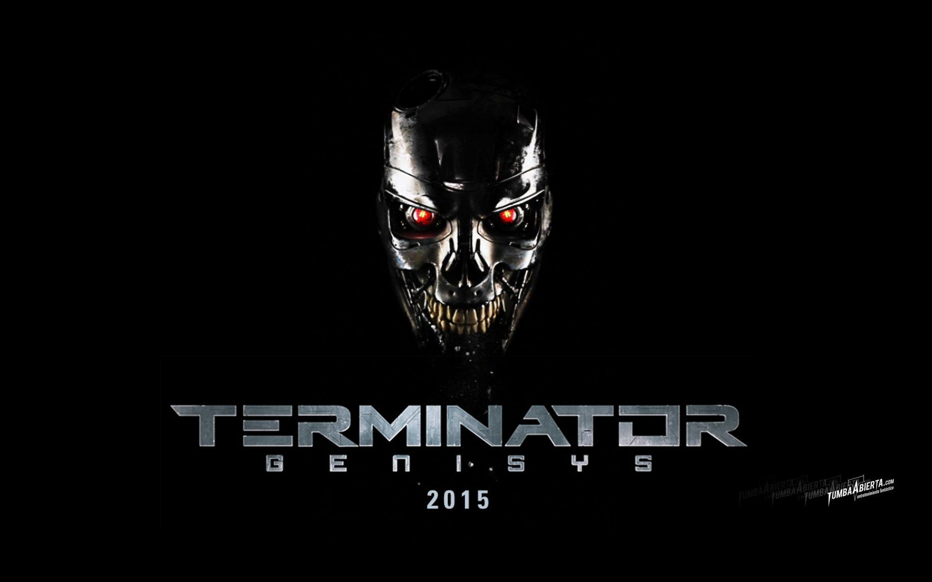 Terminateur 4 sur les écrans